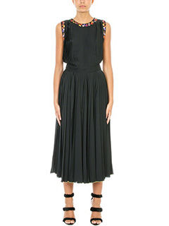Givenchy-Black Long Dress