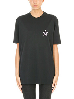 Givenchy-Star Print Over Tshirt