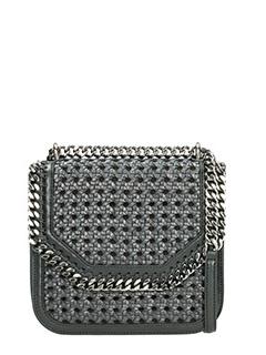 Stella McCartney-Falabella boxe  black polyamide bag