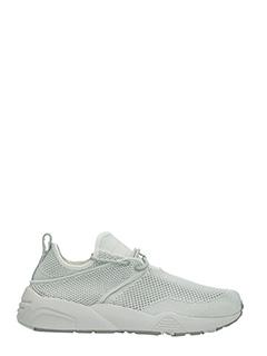 Puma  x Stampd-Sneakers Trinomic Woven in tessuto grigio