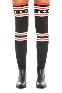 Givenchy-Storm knit boots