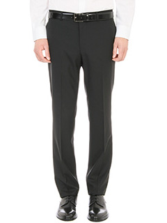 Givenchy-Black Wool Suit