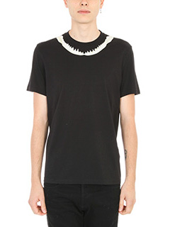 Givenchy-black Shark t-shirt