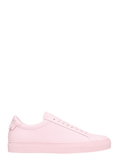 Givenchy-Sneakers Urban Street in pelle rosa