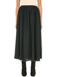 Red Valentino-Soft Point DEspirit skirt