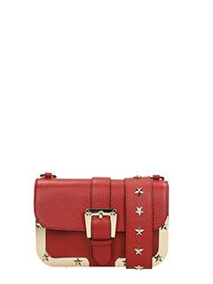 Red Valentino-star studded mini bag