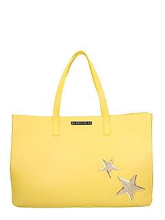 Marc Ellis-Borsa Denise Star in pelle gialla