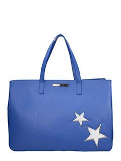 Marc Ellis-Borsa Denise Star in pelle blue