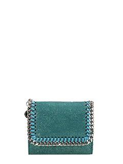Stella McCartney-Mini Falabella Flap Wallet