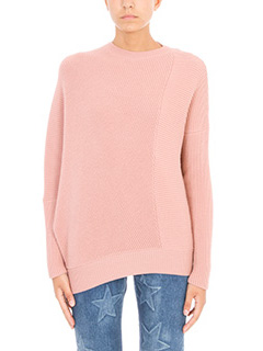 Stella McCartney-Ribbed knitted jumper