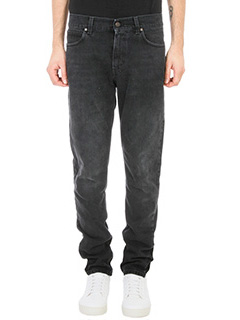 Stella McCartney-Black denim jeans