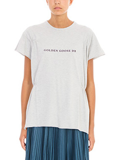 Golden Goose Deluxe Brand-Ven cotton t-shirt