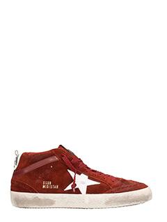 Golden Goose Deluxe Brand-Mid Star sneakers