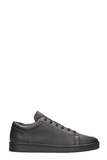 Balenciaga-Urban Low leather black Sneakers