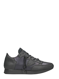 Philippe Model-Tropez black Trainers