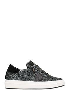 Philippe Model-Opera glitter Sneakers