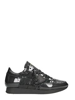 Philippe Model-Tropez Sculpte Noir sneakers