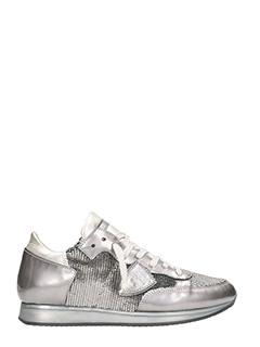 Philippe Model-Tropez sequin sneakers