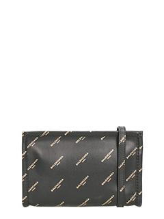 Balenciaga-Bazar strap bag