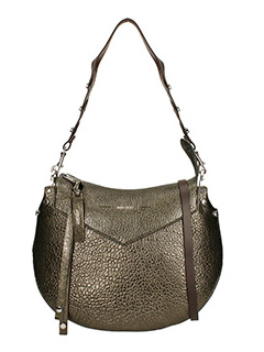 Jimmy Choo-Borsa Artie Mini in pelle canna di fucile