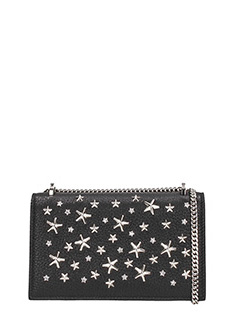 Jimmy Choo-Star studded Floria bag