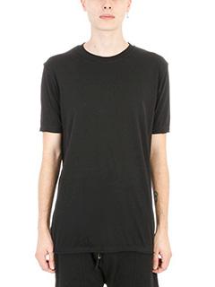 Damir Doma-T-shirt Tawni in cotone nero