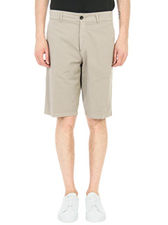 Department Five-Shorts Tim in cotone beige