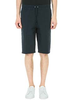 Department Five-Shorts Berco in cotone blue