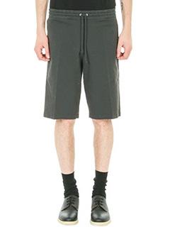 Department Five-Shorts Berco in cotone grigio