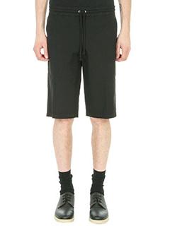 Department Five-Shorts Berco in cotone nero