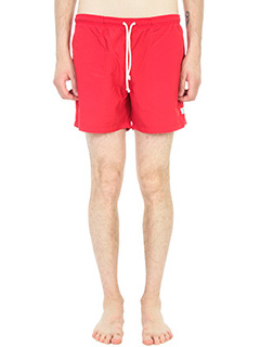 Department Five-Costume in tessuto tecnico rosso