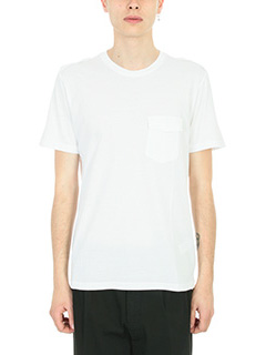 Department Five-T-shirt Itar in cotone bianco
