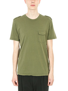 Department Five-T-shirt Itar in cotone mility