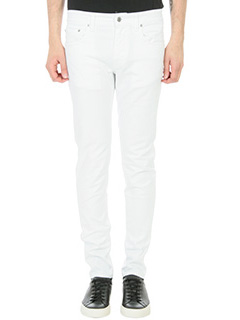 Department Five-Jeans Skeith in denim bianco