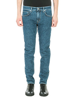 Department Five-Jeans Skeith in denim blu