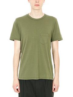 Department Five-T-shirt Spirit in cotone verde