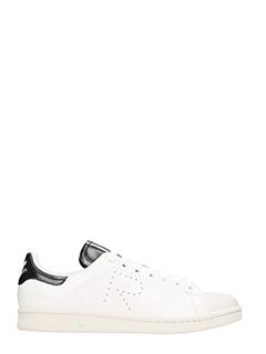 Adidas By Raf Simons-Stan Smith white leather