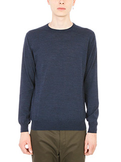 Lanvin-maglia in lana blue