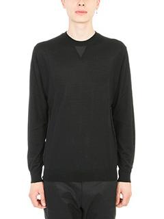 Lanvin-Maglia in lana nera