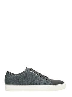 Lanvin-Sneakers Dbb 1 in pelle nera