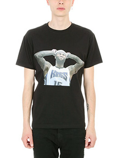 IH NOM UH NIT-Snags black cotton t-shirt