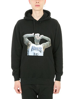 IH NOM UH NIT-Snags black cotton sweatshirt