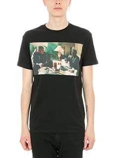 IH NOM UH NIT-Ox black cotton t-shirt