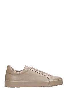 Jil Sander-Palude leather sneakers