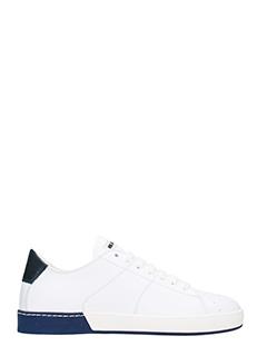 Jil Sander-Vit Softy sneakers
