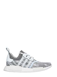 Adidas-Nmd -r1 pk grey Tech/synthetic sneakers