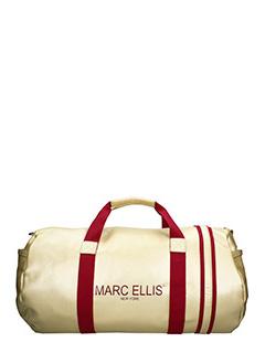 Marc Ellis-Borsa in tessuto oro