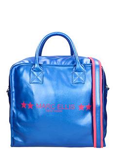 Marc Ellis-Borsa in tessuto blue
