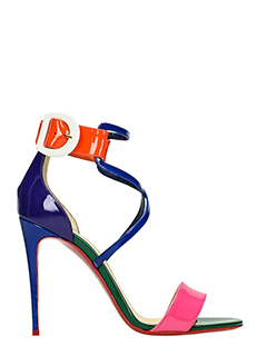 Christian Louboutin-Choca 100 Sandals