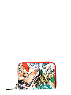 Christian Louboutin-Panettone  Zipped Coin Purse